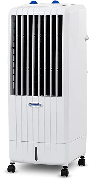Symphony diet 8t 8 litre air cooler white for small room amazon symphony diet 8t 8 litre air cooler white for small room amazon home kitchen fandeluxe Gallery