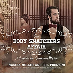 The Body Snatchers Affair Audiobook