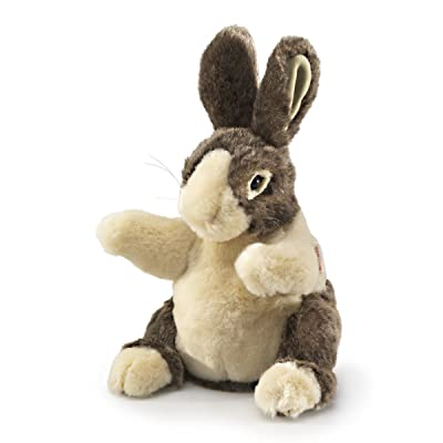 Folkmanis Baby Dutch Rabbit Hand Puppet: Toys & Games