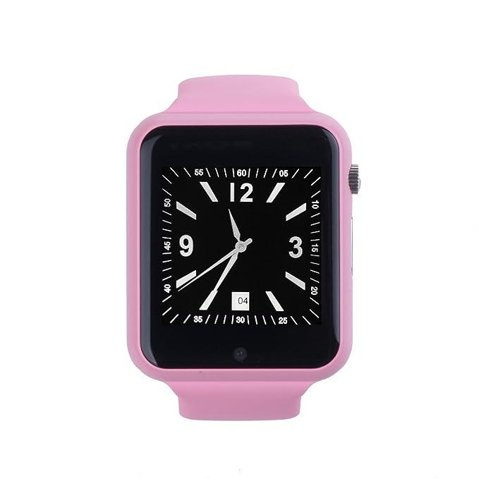 vinteky® Nueva Bluetooth 3.0 Smartwatch Reloj de pulsera ...