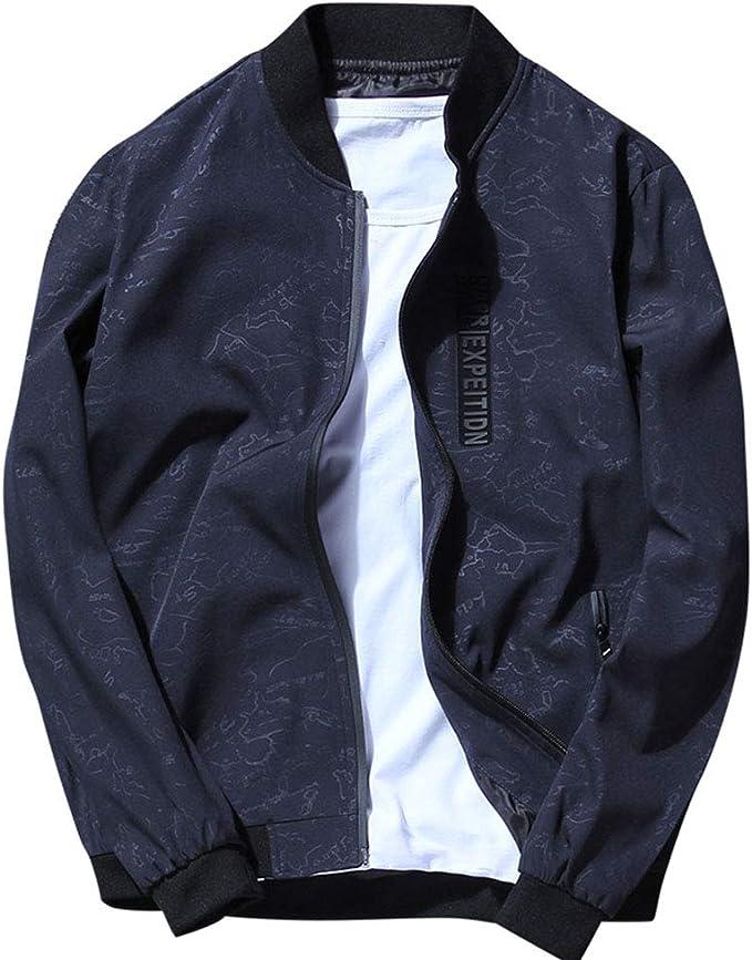 チーアン Tiann メンズ MA-1 ジャケット ジャンパー ブルゾン フライトジャケット ミリタリージャケット ウィンドブレーカー