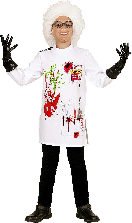 Partypackage Disfraz de científico Loco para niños de 5 a 7 años ...
