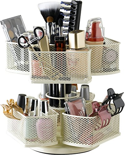 Nifty Cosmetic Organizing Carousel Cream