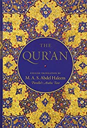 The Qur\'an: English translation and Parallel Arabic text