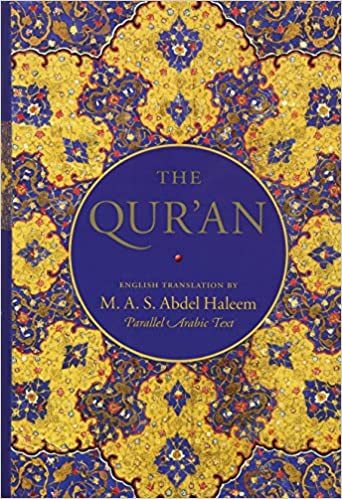 The Qur'an: English translation with parallel Arabic text: Amazon co