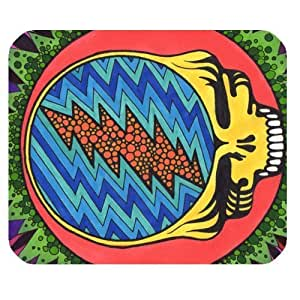 Grateful Dead Personalized Custom Gaming Mousepad Rectangle Mouse Mat / Pad Office Accessory And Gift Design-LL946 by runtopwell