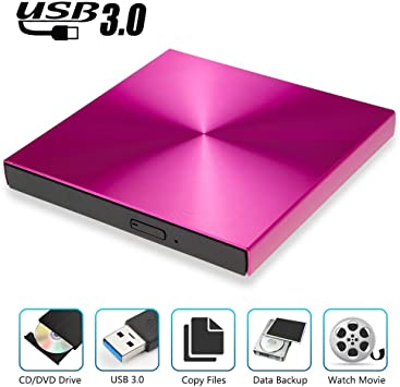 port/átil y Mac oro rosa 2 tb Unidad de disco duro externo unidad de almacenamiento port/átil delgada compatible con PC