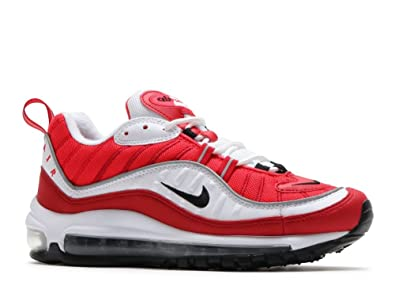Nike Air Max 98 Womens WMNS W Gym Red 2018 AH6799-101 US Women Size 1522824e108e