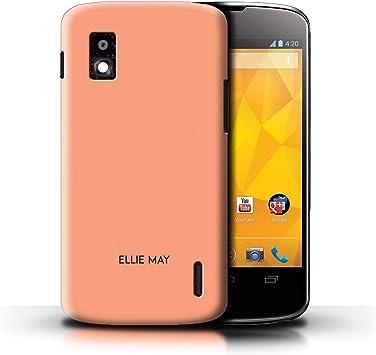 eSwish Personalizado Paleta Colores Personalizar Funda para el LG ...