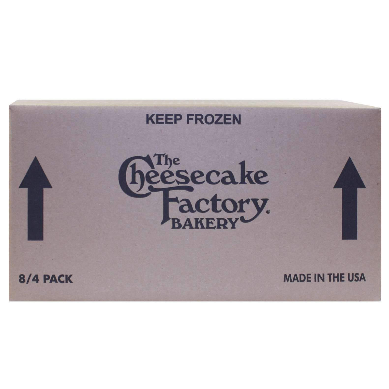 The Cheesecake Factory Red Velvet Cupcakes 4 Count (Pack of 8) by The Cheesecake Factory