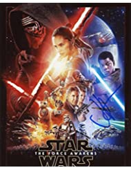 J.J. ABRAMS - Star Wars: The Force Awakens AUTOGRAPH Signed 8x10 Photo
