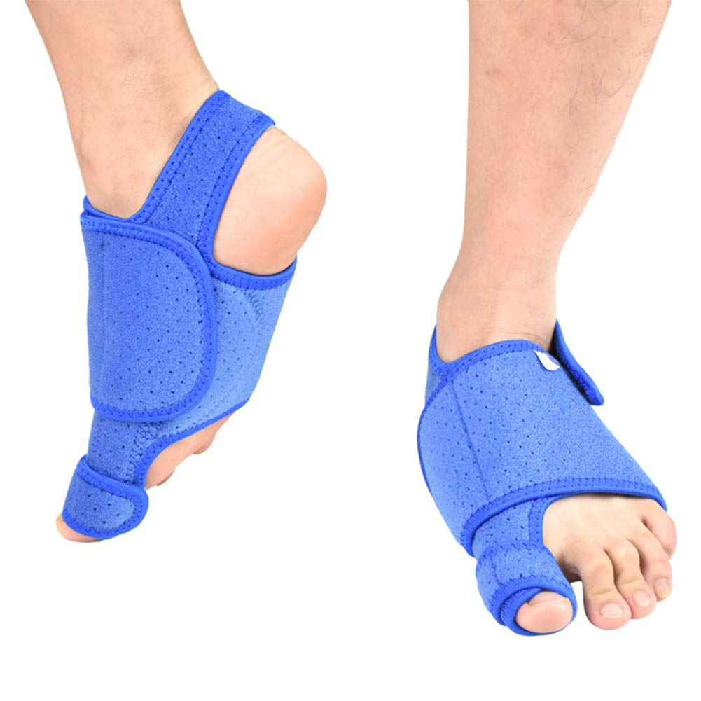 Big Toe Straightener,for Women and Men, Bunion Splint Brace Support for Hallux Valgus, Overlapping Toe, Hammer Foot Pain Relief for Night and Day Time,1pairs by SHKY