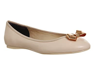 09ba466bc Ted Baker Imme 2 Ballerina Light Pink Patent Leather - 5 UK  Amazon ...