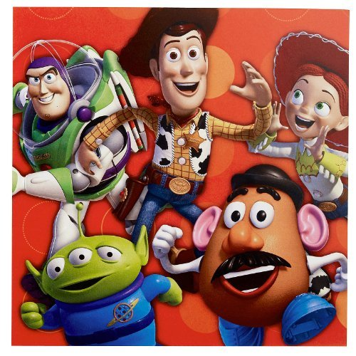 Hallmark Toy Story 3 Large Napkins (16ct) by Hallmark