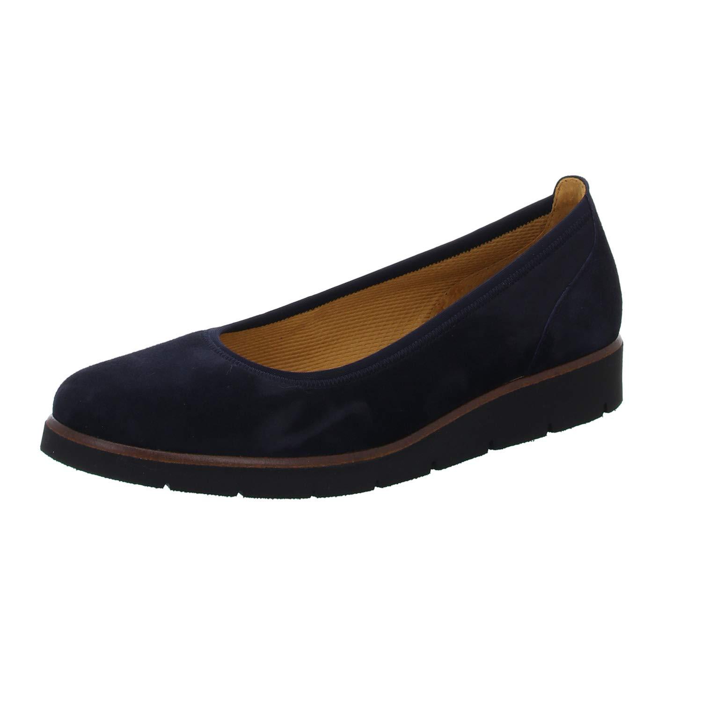 Bleu (Pazifik 16) Gabor chaussures Gabor Décontracté, Ballerines Femme