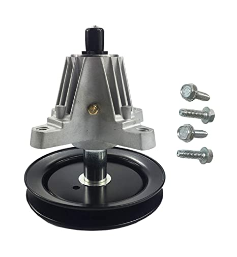 Parts Club Lawn Mower Deck Spindle Assembly Replaces Cub Cadet MTD  918-04822,618-04822,30-8001,14328,82-058