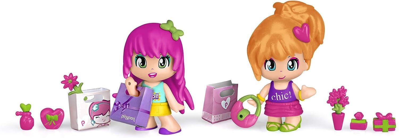 Amazon.es: Pinypon- Pack Figuras Amigas de Compras, a partir de 4 años (Famosa 700015605): Juguetes y juegos
