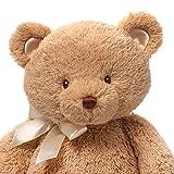 "Baby GUND My First Teddy Bear Stuffed Animal Plush, Tan, 15"""