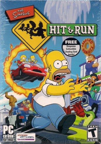 The Simpsons: Hit & Run (The Simpsons Hit And Run Pc Game)