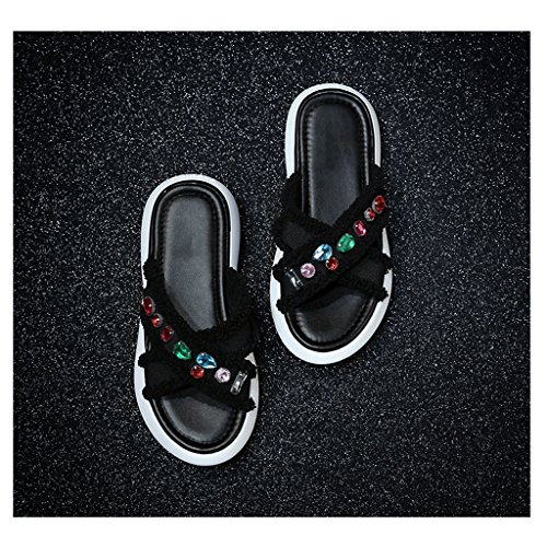 Sandali Sportive Donna dimensioni Abbigliamento Scarpe 6 5 Moda Estate Pantofole YFdg5vnqwY