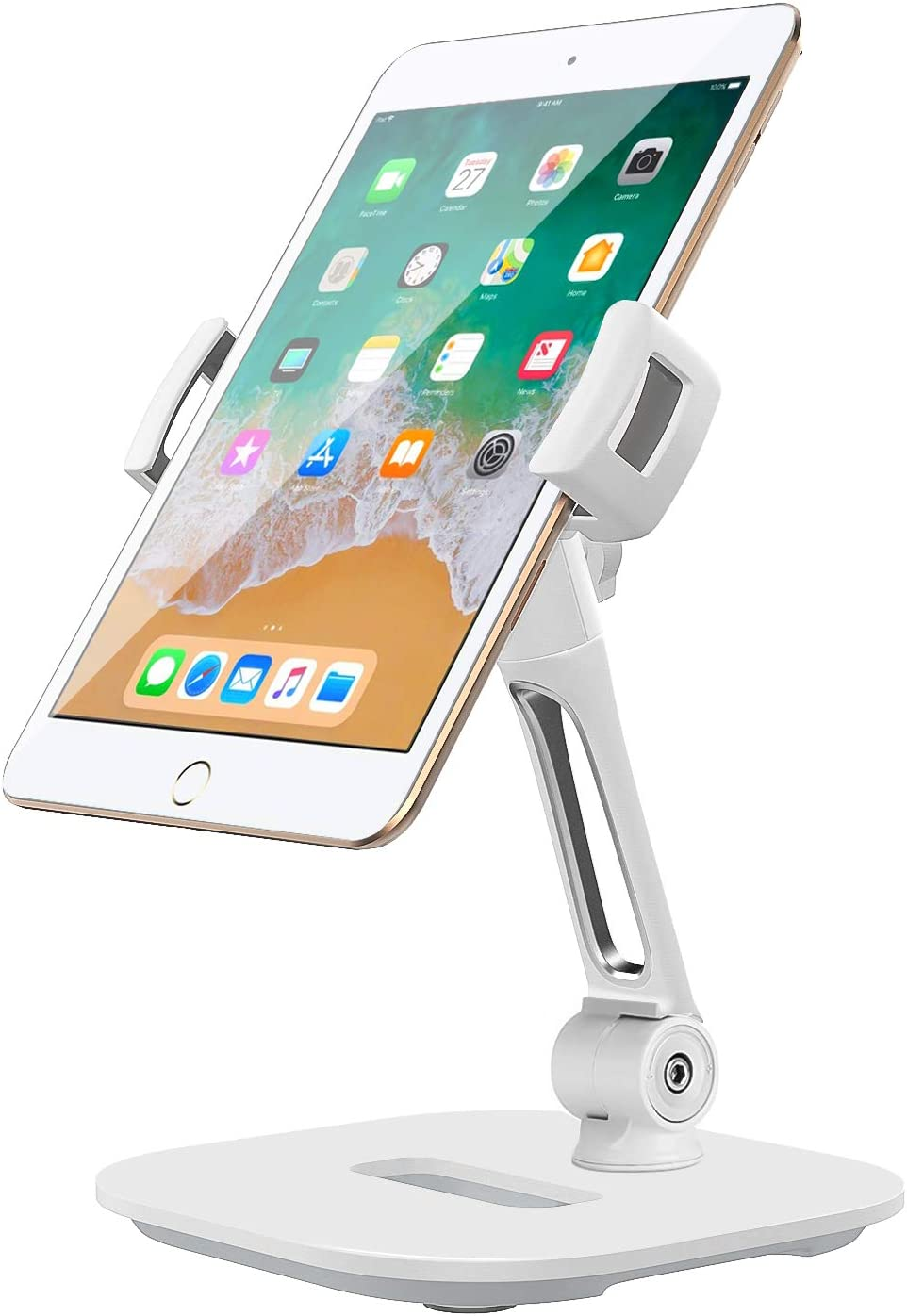 iPhone Xs Max and More Pro11 Universal 360/° Rotation Cup Holder Car Tablet Mount for iPad Pro 12.9 iPad Air 2 Galaxy Tab Note 9 Galaxy S10 Plus