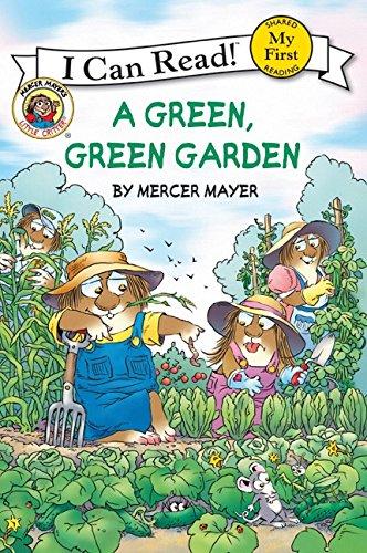 Little Critter Green Garden First