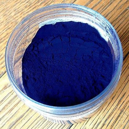(Prussian Blue Pure Pigment 1 ounce jar)