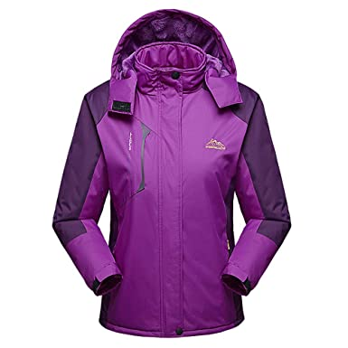 0c6281582b81a Amazon.com  DongDong✫Women s Outdoor Jackets