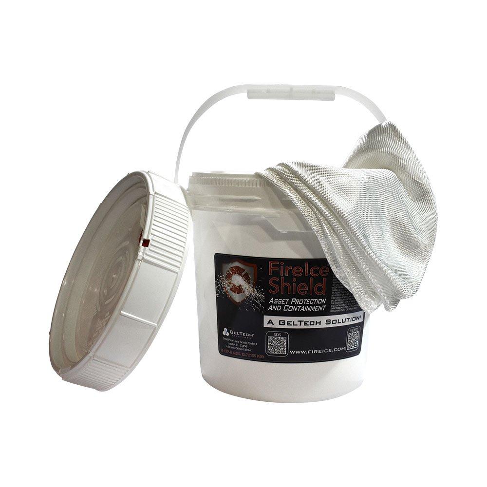 FireIce Shield Welding Blankets GelTech Solutions
