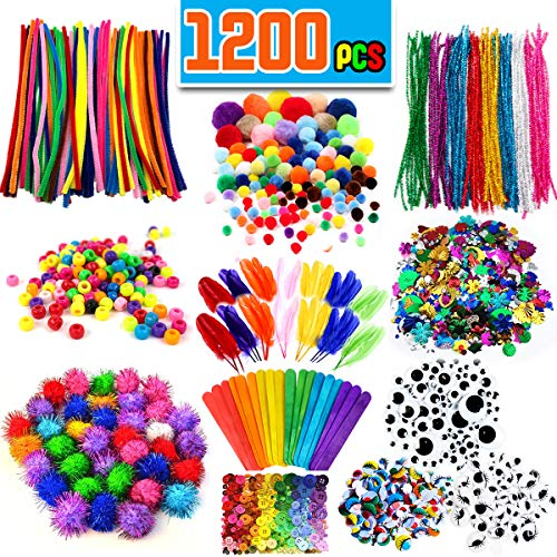 FunzBo Art Supplies for Kids Cra...