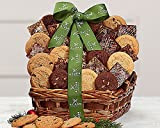 Wine Country Gift Baskets Two Dozen Cookies and Brownies