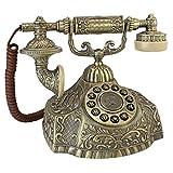 Antique Phone - Grand Empress 1932 Rotary Telephone - Corded Retro Phone - Vintage Decorative Telephones