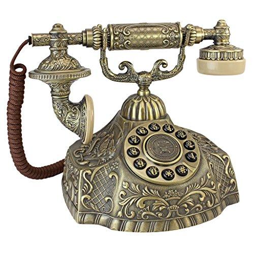 Rotary Dial Wall Telephone - 6