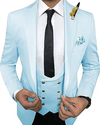 Solove-Suit - Traje - para Hombre: Amazon.es: Ropa y accesorios