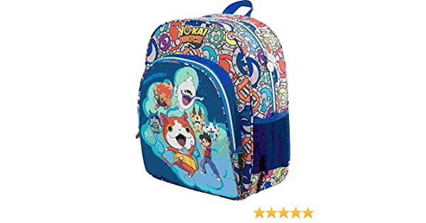 Mochila Escolar Yo Kai Watch Team: Amazon.es: Equipaje