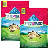 BLUE Mini Bars Crunchy Dog Treats, Apples & Yogurt, 20 oz (2 Pack)