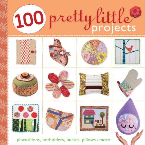 100 Pretty Little Projects: Pincushions, Potholders, Purses, Pillows & More