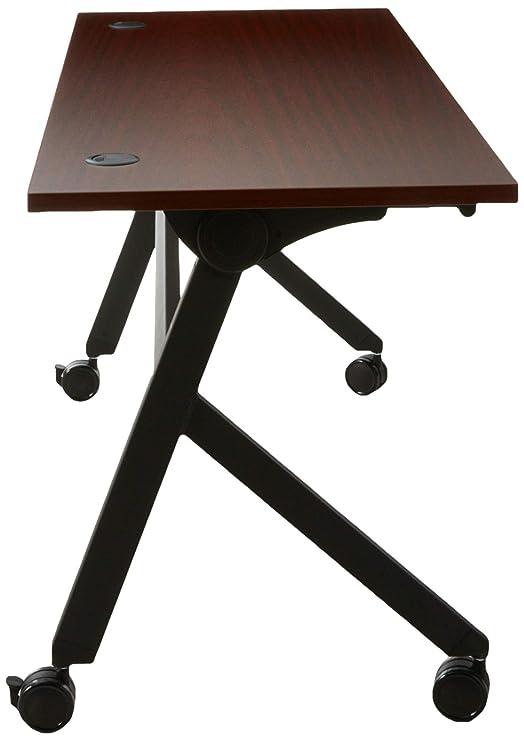 Amazon.com: Hon, mesa multiuso, giratoria, por Basyx, Madera ...