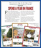 365 Days in France Picture-A-Day Wall Calendar 2018