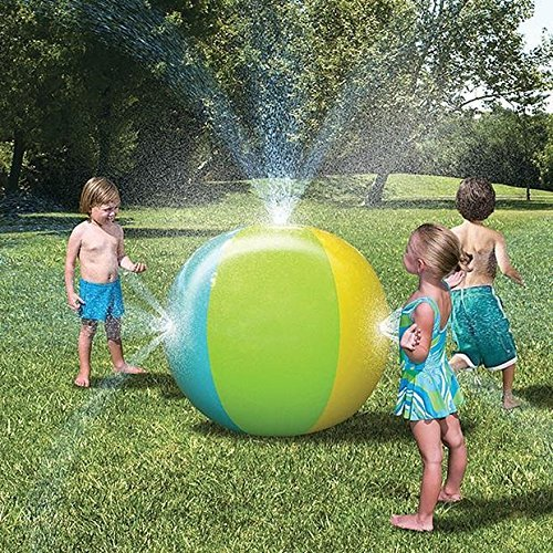 Buy Inflatable Water Spray Ball Outdoor Fun Toy for hot Summer ...