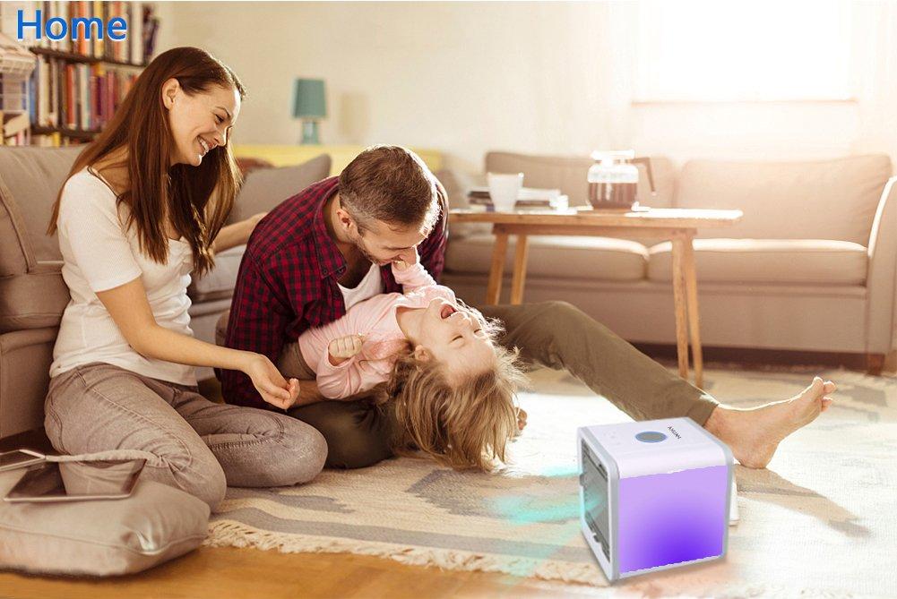 Condizionatore portatile personal air cooler mini raffrescatore