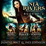 The Nia Rivers Adventures, Books 1-3: Dragon Bones, Demeter's Tablet, Templar Scrolls | Ines Johnson,Jasmine Walt
