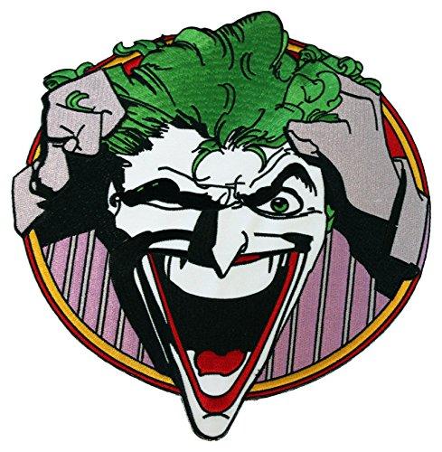 Application DC Comics Batman Joker Laughing Back Patch