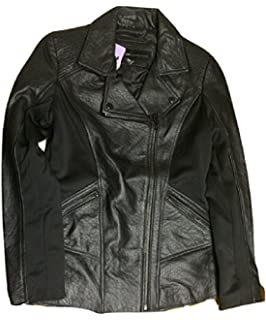 f8d67604526b8 Marc New York by Andrew Marc Leather Moto Jacket