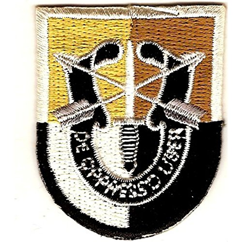 - 3rd Special Forces Group Flash Patch With Crest