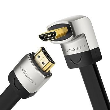 Ugreen 10283 2m HDMI HDMI Negro, Plata Cable HDMI - Cables HDMI (2 m