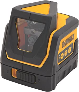 Dewalt DW0811 360 Degree Line and Vertical Line Laser