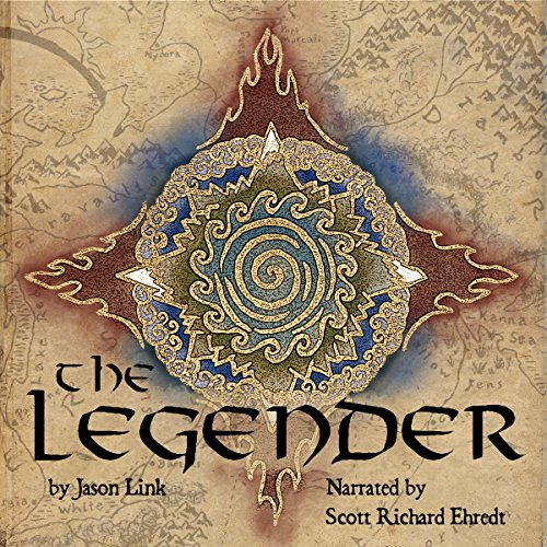 The Legender: Arkosaegan, Book 1