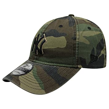 14d0432e682 New York Yankees New Era Core Classic Twill 9TWENTY Adjustable Hat Camo