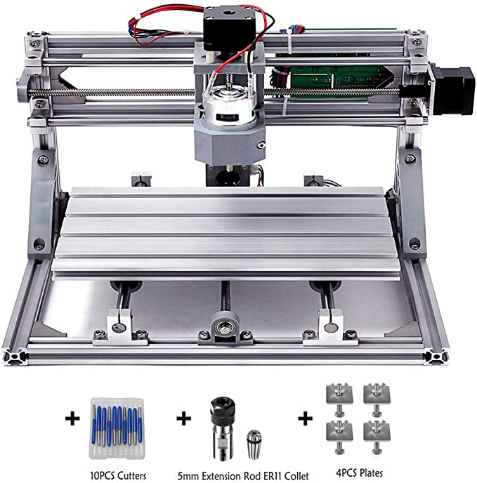 best CNC router: Take your woodwork to next level with DIY CNC Router Kits 3018
